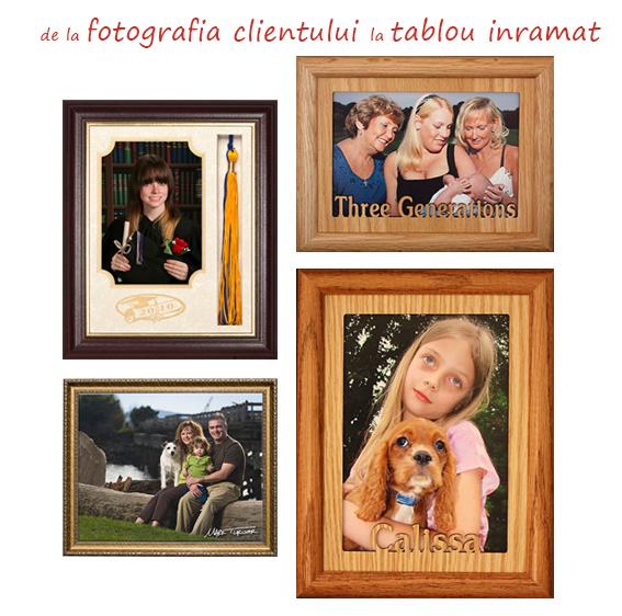 Transformam fotografiile in tablouri cu rama