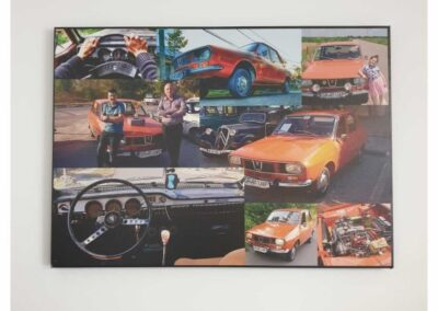 tablou amintiri Dacia